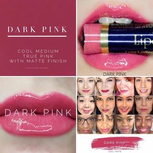 NWT SeneGence LipSense Dark Pink Lipstick